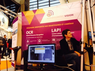 Alphanumeric Vision - Expoprotection 2014